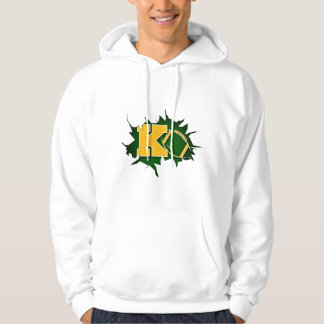 Kingsburg Youth Football Unisex Hoodies