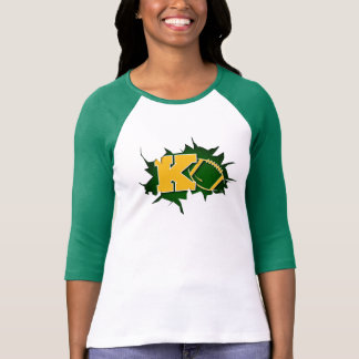 Kingsburg Youth Football Women Shirts