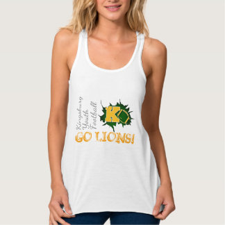 Kingsburg Youth Football Women Tanks