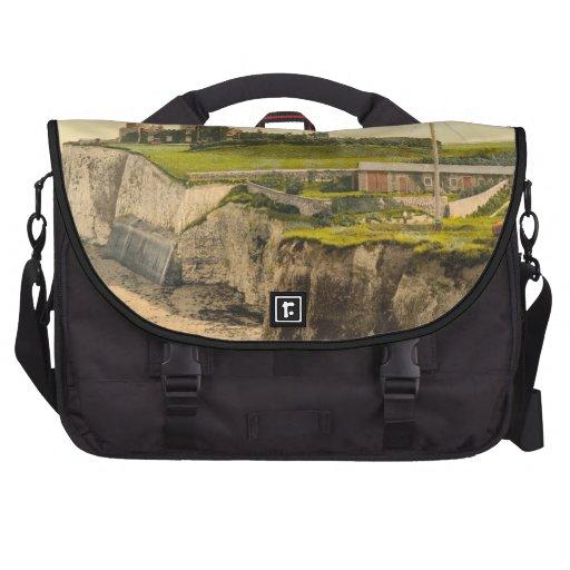 Kingsgate Castle, Margate, Kent, England Bag For Laptop