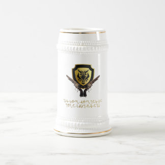 Kingsman Gunslinger Beer Stein