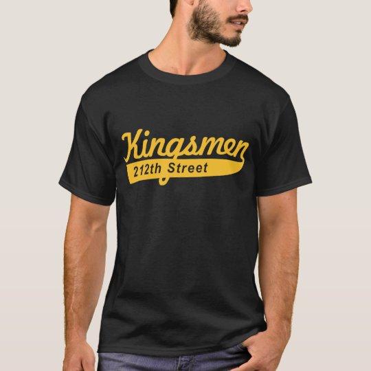 KINGSMEN-212th Street Inwood, NYC T-Shirt