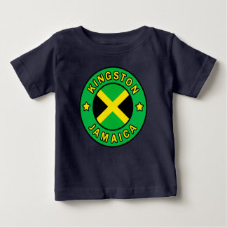 Kingston Jamaica Baby T-Shirt