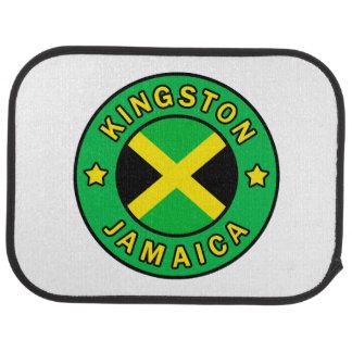 Kingston Jamaica Car Mat