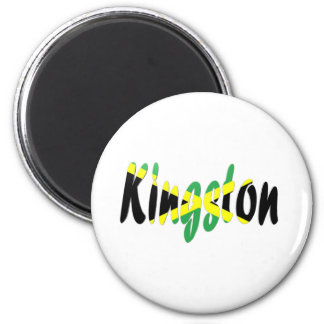 Kingston, Jamaica Magnet