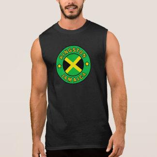 Kingston Jamaica Sleeveless Shirt