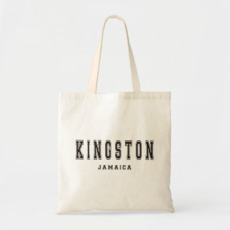 Kingston Jamaica Tote Bag