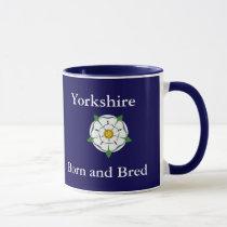 Kingston upon Hull Born & Bred Mug