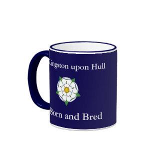 Kingston upon Hull Born Bred Mug