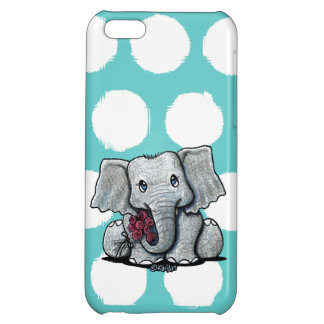 KiniArt Elephant  iPhone 5C Case