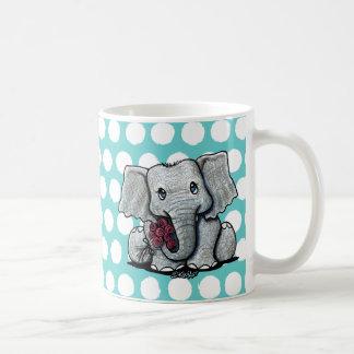 KiniArt Elephant Mug