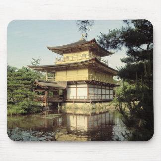 Kinkaku temple dedicated to the memory mouse mat