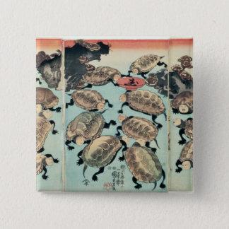 Kinki-Myo-Myo 15 Cm Square Badge