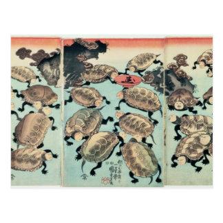 Kinki-Myo-Myo Postcard