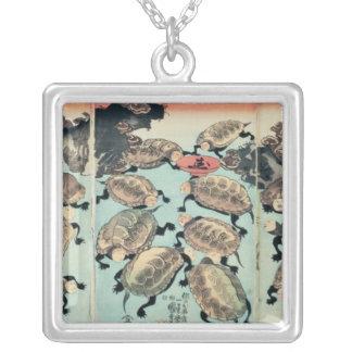 Kinki-Myo-Myo Silver Plated Necklace