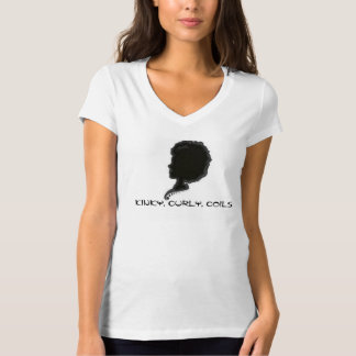 Kinky, Curly Coils Tees
