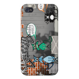 Kinky Kitty Crisis Speck Case Cases For iPhone 4
