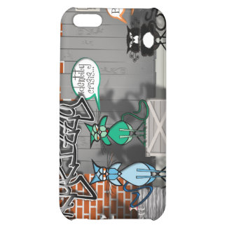 Kinky Kitty Crisis Speck Case iPhone 5C Cases