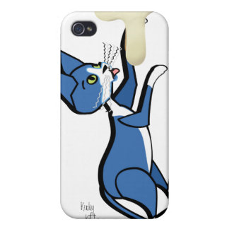 Kinky Kitty MMMMilk Speck Case Case For The iPhone 4