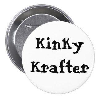 Kinky Krafter Button