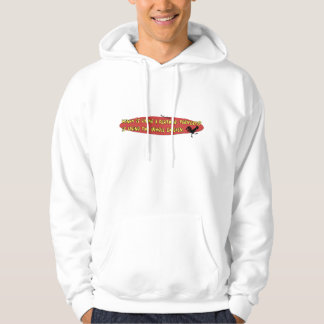 Kinky & Perverted Chicken - Feather Hoodie