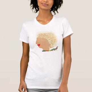 Kinky Starz Blonde in the Wind T-shirt