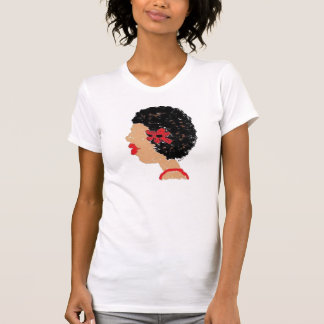 Kinky Starz Fro and Flower Tshirts