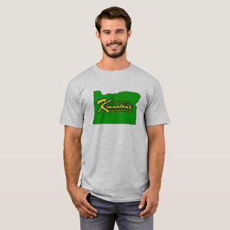 Kinnatone Made in Oregon Logo Tee
