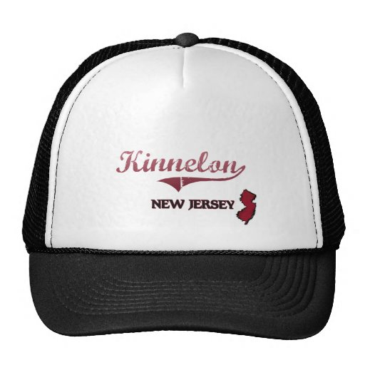 Kinnelon New Jersey City Classic Hat
