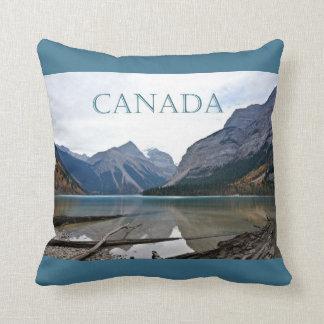Kinney Lake, Canada Cushion