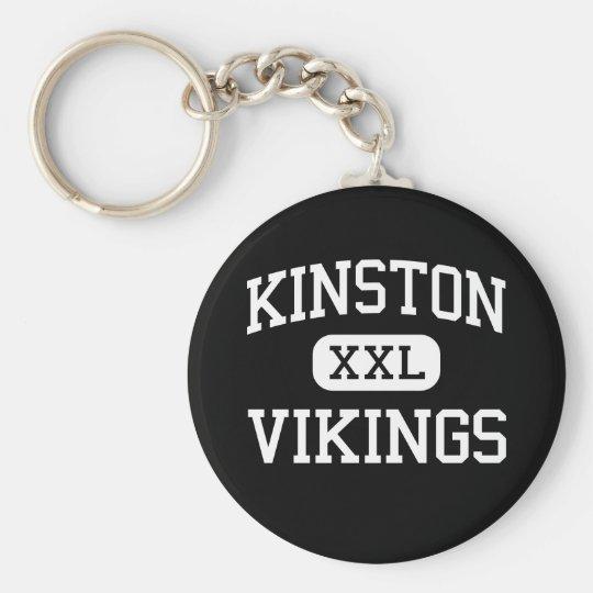 Kinston - Vikings - High - Kinston North Carolina Key Ring