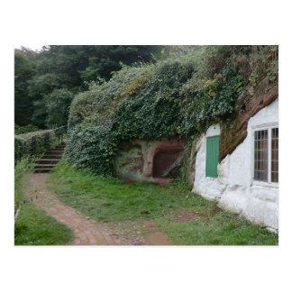 Kinver Edge Rock Houses Postcards