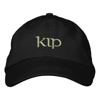 Kip Embroidered Hat
