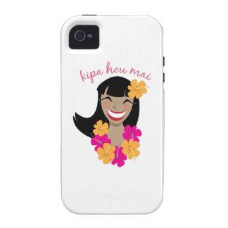 Kipa Hou Mai Case-Mate iPhone 4 Covers