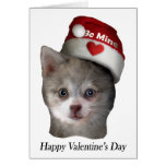 Kippy's Valentine's Day Card with Love Quote
