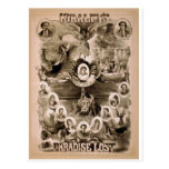 Kiralfy's, 'Paradise Lost' Retro Theatre