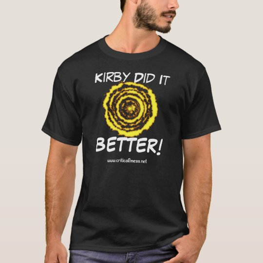 Kirby Did it Better Tee Shirt
