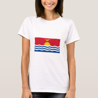 Kiribati FLAG International T-Shirt