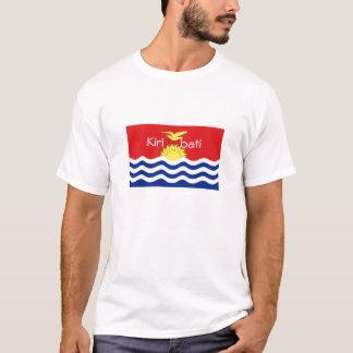 Kiribati flag souvenir tshirt
