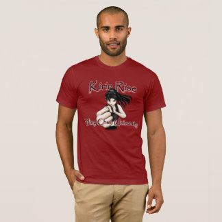 Kirin Rise American Apparel Fitted T-Shirt