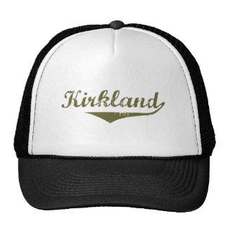 Kirkland  Revolution t shirts Mesh Hats