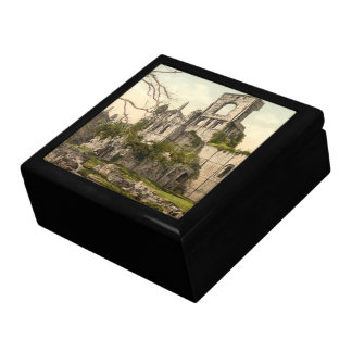 Kirkstall Abbey, Leeds, Yorkshire, England Trinket Box