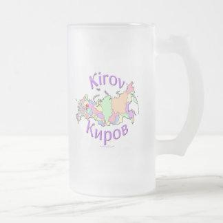 Kirov Russia Coffee Mug