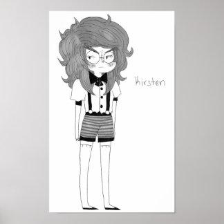 Kirsten Poster