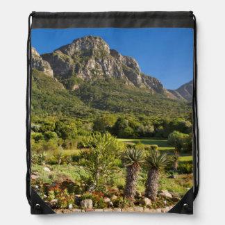 Kirstenbosch Botanic Gardens, Cape Town Drawstring Bag