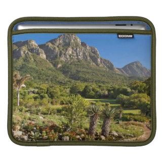 Kirstenbosch Botanic Gardens, Cape Town iPad Sleeve
