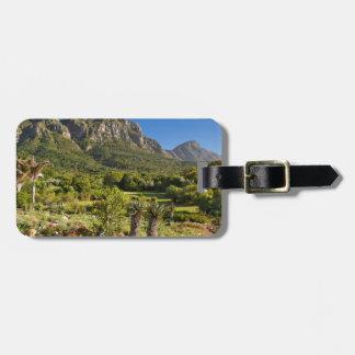 Kirstenbosch Botanic Gardens, Cape Town Luggage Tag