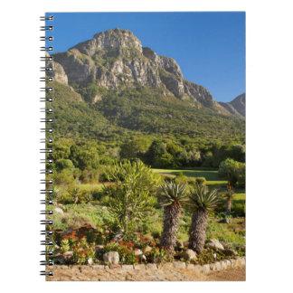Kirstenbosch Botanic Gardens, Cape Town Notebook