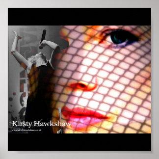 KIRSTY HAWKSHAW POSTER