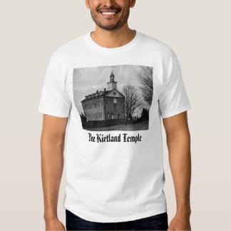 Kirtland Temple, The Kirtland Temple T-shirt